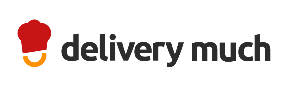 Delivery much logo